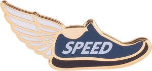 Taco Bell SPEED Lapel Pin